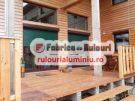 Rulouri exterioare -aplicabilitate pe lemn